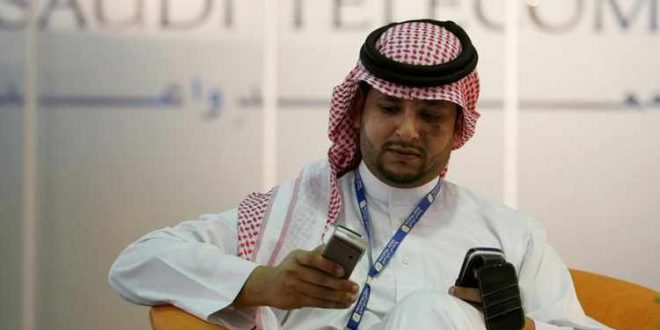 A ringing success: Saudi spending on telecom services hits $36 billion in 2017