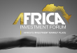 Government and private sector to get together at the Africa 2018 Forum in Sharm El Sheikh