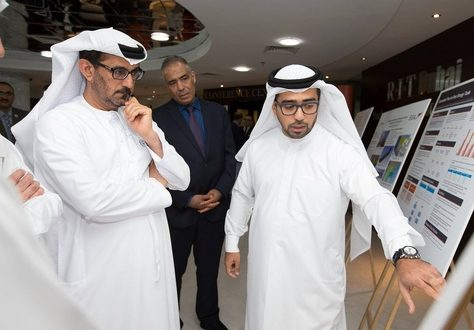 UAE Minister of Education visits RIT Dubai