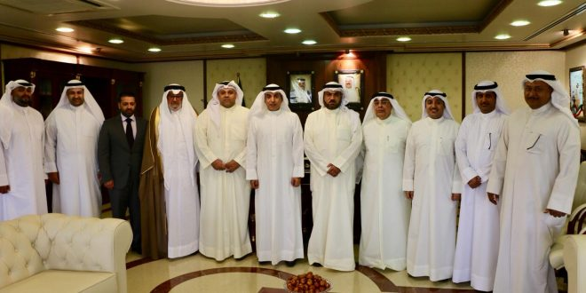 Kuwaiti education minister assures students of unbridled support