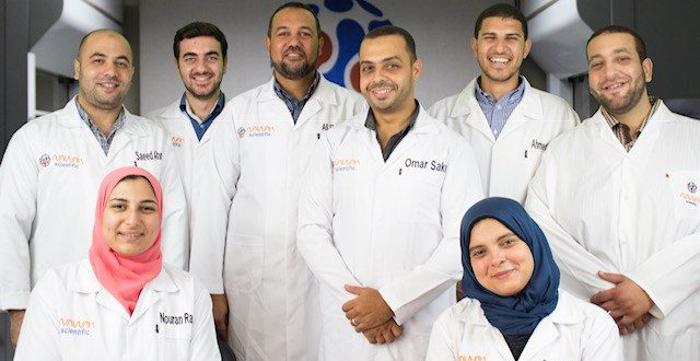 Egypt's Nawah Scientific bags $1m and plans on disrupting scientific research