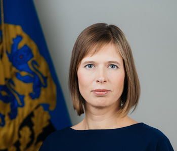 Estonian President says her country and UAE 'can help other countries enter digital revolution'