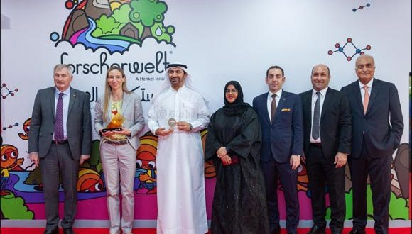 Henkel's Forscherwelt science lab now open in Dubai's children's city